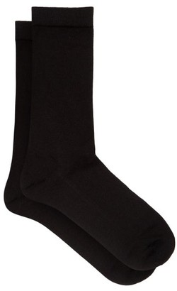 Falke Sensual Ankle Socks - Black