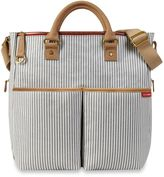 Bed Bath & Beyond SKIP*HOP® Duo Special Edition Luxe Diaper Bag in French Stripe