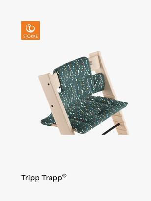 Stokke Tripp Trapp Classic Highchair Cushion, Terrazzo Petrol