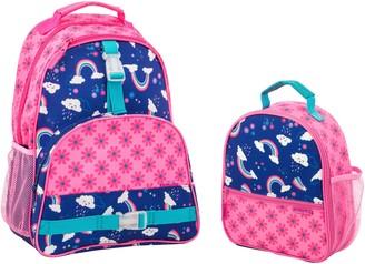 Stephen Joseph Mermaid Sidekick Backpack & Lunch Pal
