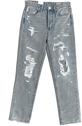 Blank NYC Do It Right Distressed Jeans