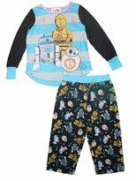 Lego Star Wars Girls Droids Girls Pajamas Set 4-12 (10/12)