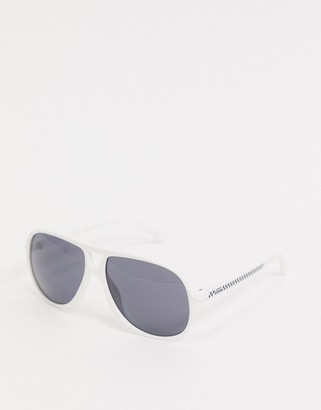 Vans Seek sunglasses in white