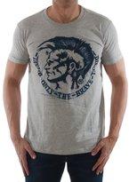 Diesel T-Diego-FR Graphic T-shirts 2XL Men