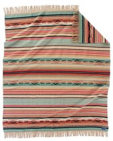 Pendleton 'Chimayo' Fringe Wool Throw