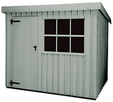 Crane National Trust by Oxburgh Garden Shed, 1.8 x 2.4m