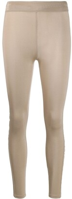 Golden Goose Logo Leggings