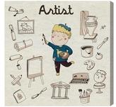 Artist - When I Grow up (Canvas)