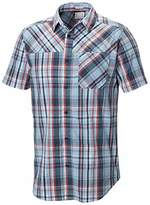 Columbia Men's Thompson Hill Yarn Dye Short Sleeve Shirt