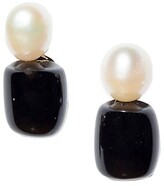 Thumbnail for your product : Lele Sadoughi Imitation Pearl Stud Earrings