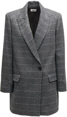 Zadig & Voltaire Marcovi Wool Blend Midi Coat