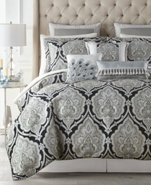 Croscill Dianella 4PC Queen Comforter Set Bedding