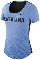 Nike Women's North Carolina Tar Heels Dri-Blend Scoop T-Shirt