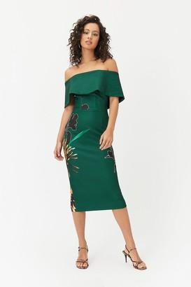 Coast Bardot Midi Dress