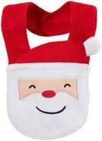 Carter's Holiday Bib - Cotton - Santa