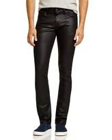 Naked & Famous Denim Superskinny Guy Super Slim Fit Jeans in Black