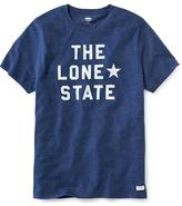 Old Navy Short-Sleeve State Graphic Tee for Men