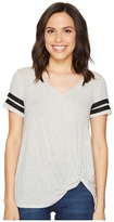 Culture Phit Keely Short Sleeve Striped Top Women's Clothing