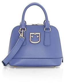 Furla Women's Mini Fantastica Dome Leather Bag