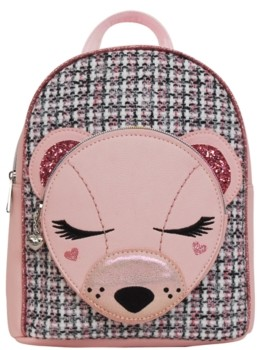 OMG Accessories Omg! Accessories Classy Bear Critter Backpack