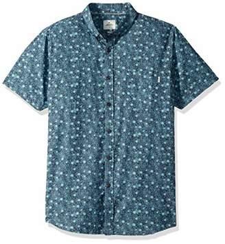 Rip Curl Men's Dorado Short Sleeve Shirt
