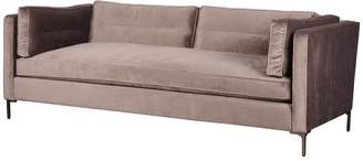 French Country Collections Brenton Sofa Chocolate