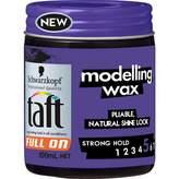 Schwarzkopf Taft Full On Modelling Wax 100 mL