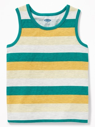 Old Navy Striped Jersey Tank for Toddler Boys