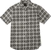 RVCA Men's Vision Short Sleeve Woven Shirt