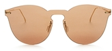 Illesteva Leonard Ii Mask Mirrored Sunglasses, 60mm