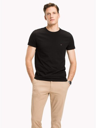 Tommy Hilfiger Slim Fit Stretch T-Shirt