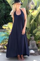 Tysa Wanderlust Dress In Navy
