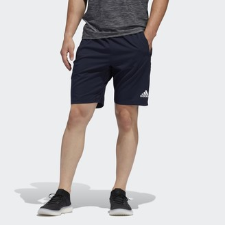 adidas 4KRFT 3-Stripes 9-Inch Shorts