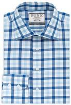 Thomas Pink Hercules Check Dress Shirt - Bloomingdale's Regular Fit