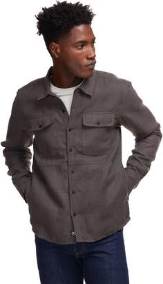 Backcountry Rockport Seawool Flannel Shirt - Men's