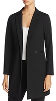 Kenneth Cole Blazer-Style Longline Jacket