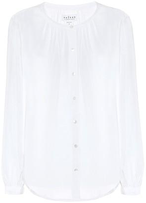 Velvet Serafina blouse