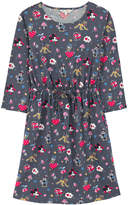 Cath Kidston Mickey and Minnie Patches Jersey Dress