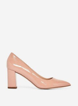 Dorothy Perkins Womens Beige 'Dakota' Court Shoes