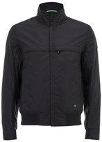 BOSS GREEN Men's Jayden17 Zipped Technical Jacket Black