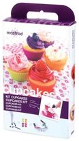 Mastrad 18-Piece Cupcake Making Kit
