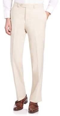 Jack Victor Barberis Wool Trousers
