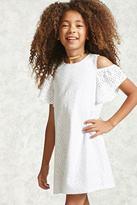 Forever 21 FOREVER 21+ Girls Crochet Dress (Kids)