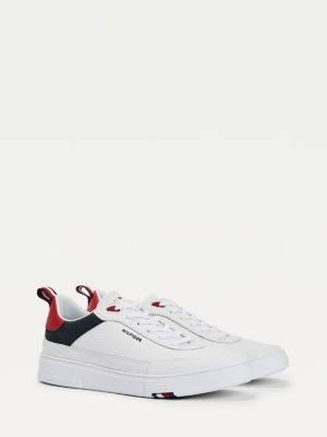 Tommy Hilfiger TH Modern Leather Cupsole Trainers