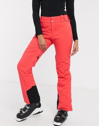 Billabong Drifter Stx ski pant in neon pink