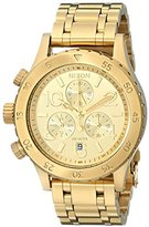 Nixon Women's A404501 38-20 Chrono Watch