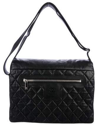 Chanel Coco Cocoon Messenger Bag