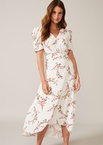 Thumbnail for your product : Phase Eight Mae Ditsy Floral Dress