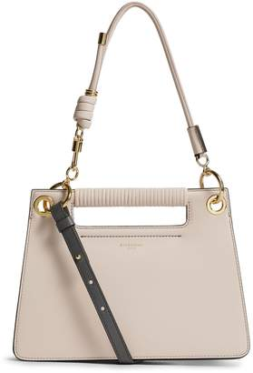 Givenchy Small Leather Whip Cross Body Bag