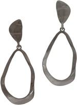 The Geneva - Organic Sculptural Drop Earrings